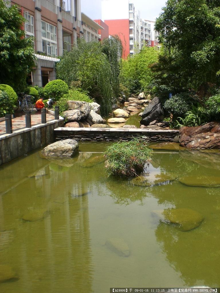 云南昆明湖畔之梦小区实拍