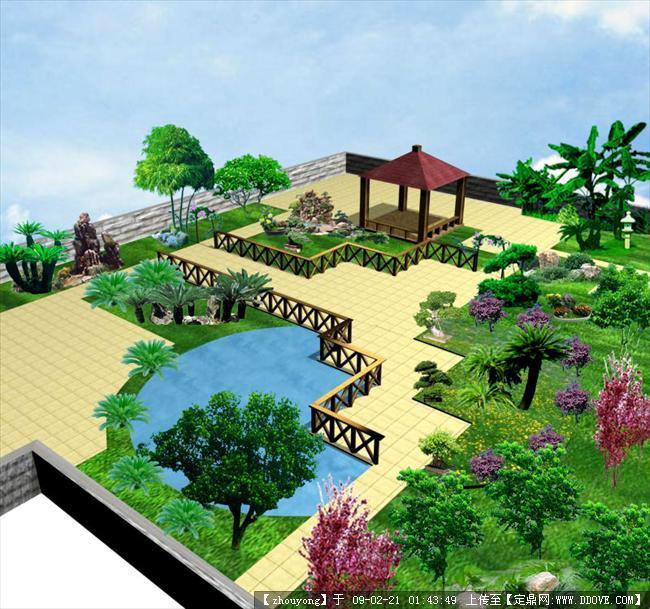 庭院规划图2