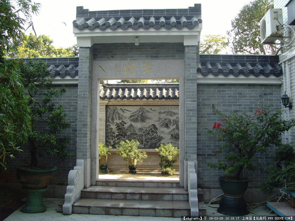 古典大门的图片浏览,园林节点照片,大门,园林景观设计