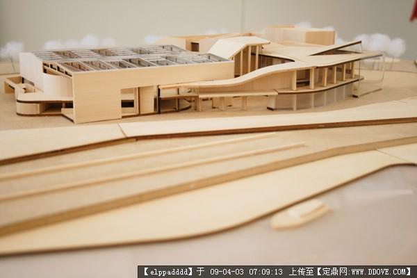 2008中央美术学院建筑图片毕业设计展的学院图纸要塞魔兽世界建筑三级图片