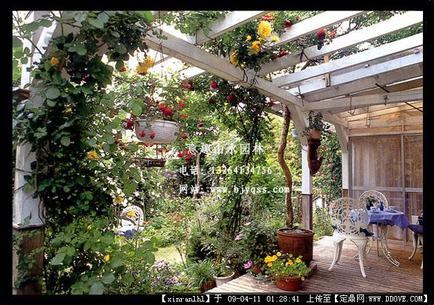 别墅庭院景观-欧式庭院景观花架.jpg 原始尺寸:626 * 440