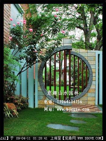 景观卡瓦别墅-酒店庭院--分隔别墅.jpg原始墙门:351*466景观湖畔尺寸斯克空间吉图片