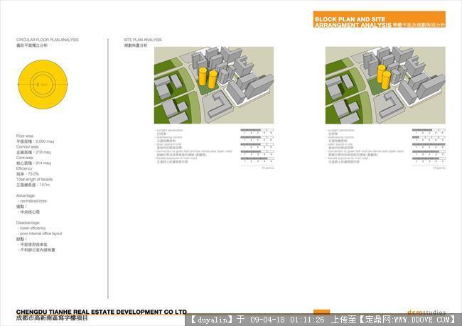 dcm建筑及景观设计文本图片