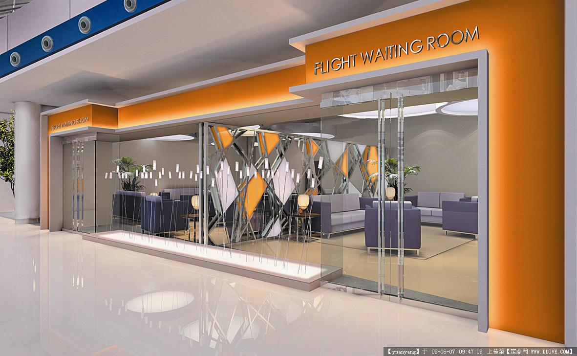 济南国际机场装修设计方案的图片浏览,室内效 果图,,.