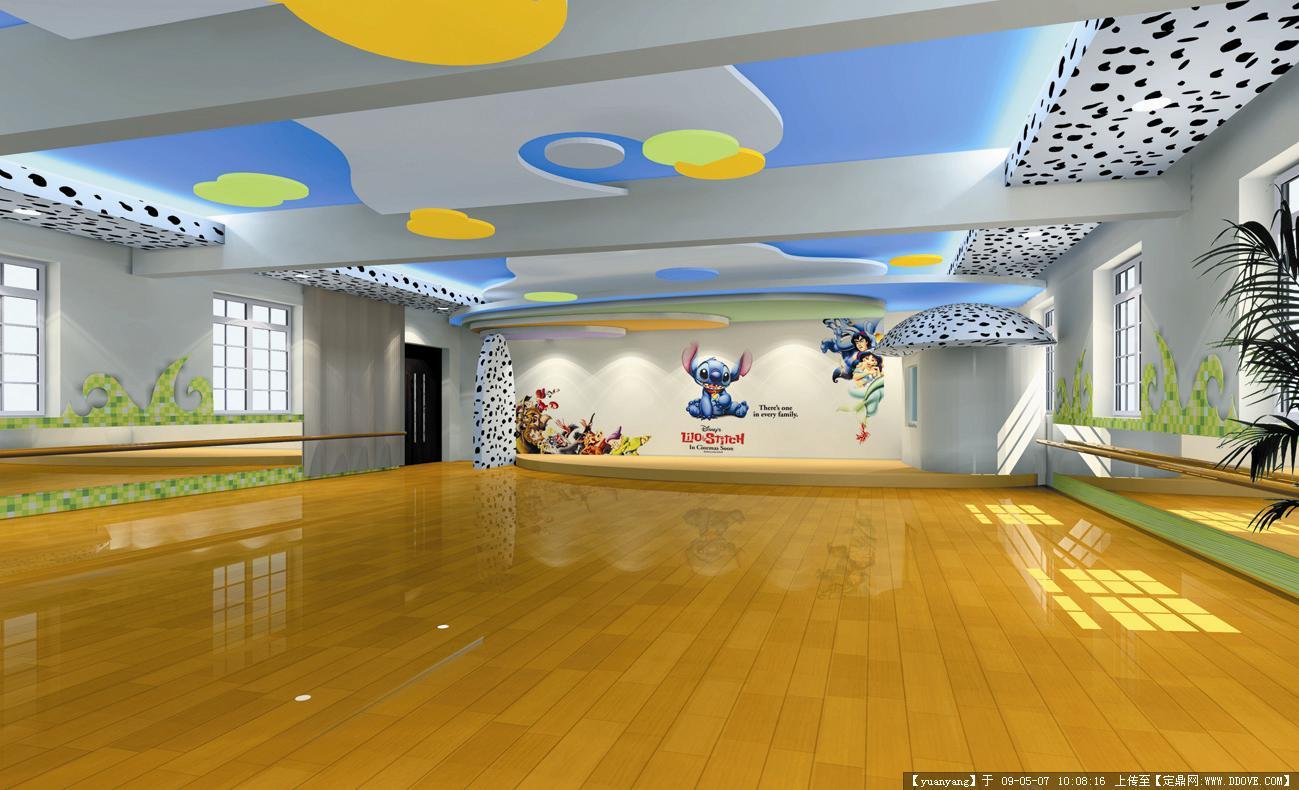 南京世纪星幼儿园装修设计方案