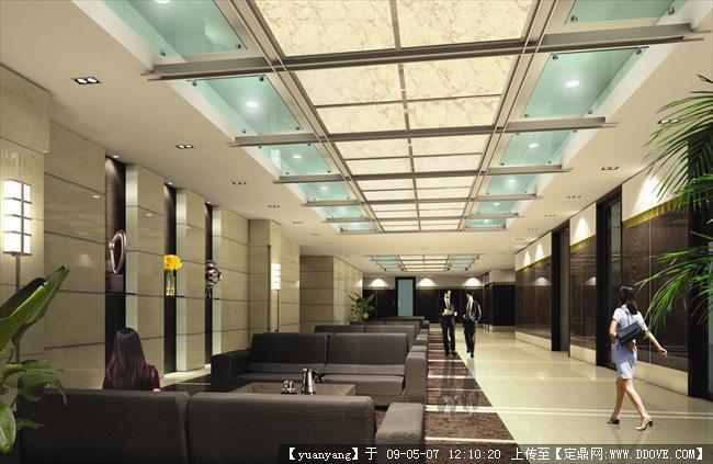 杭州某 医院 门诊大楼装修 效果图 的图片浏览,室 高清图片