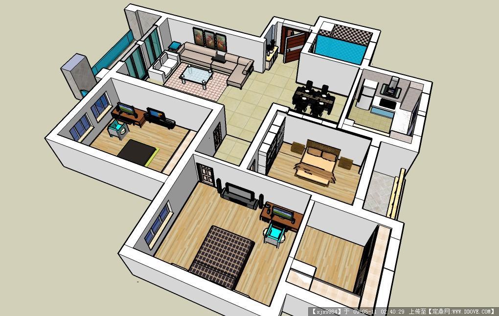 家装设计方案