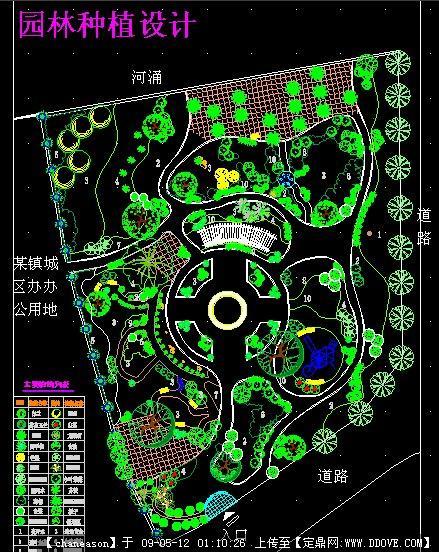 设计_街头绿地,园林景观设计;