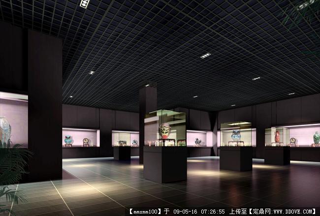 陶都博物馆效果图