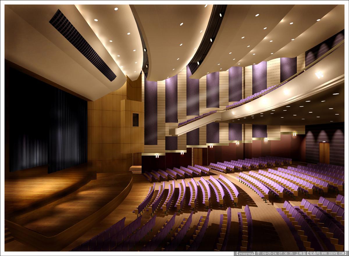 成都歌剧院装修|成都剧场装修|歌剧院装修效果图; 成都歌剧院装修成都