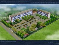 666m308805               大庆市龙凤区如家养老院规划设计方案图片