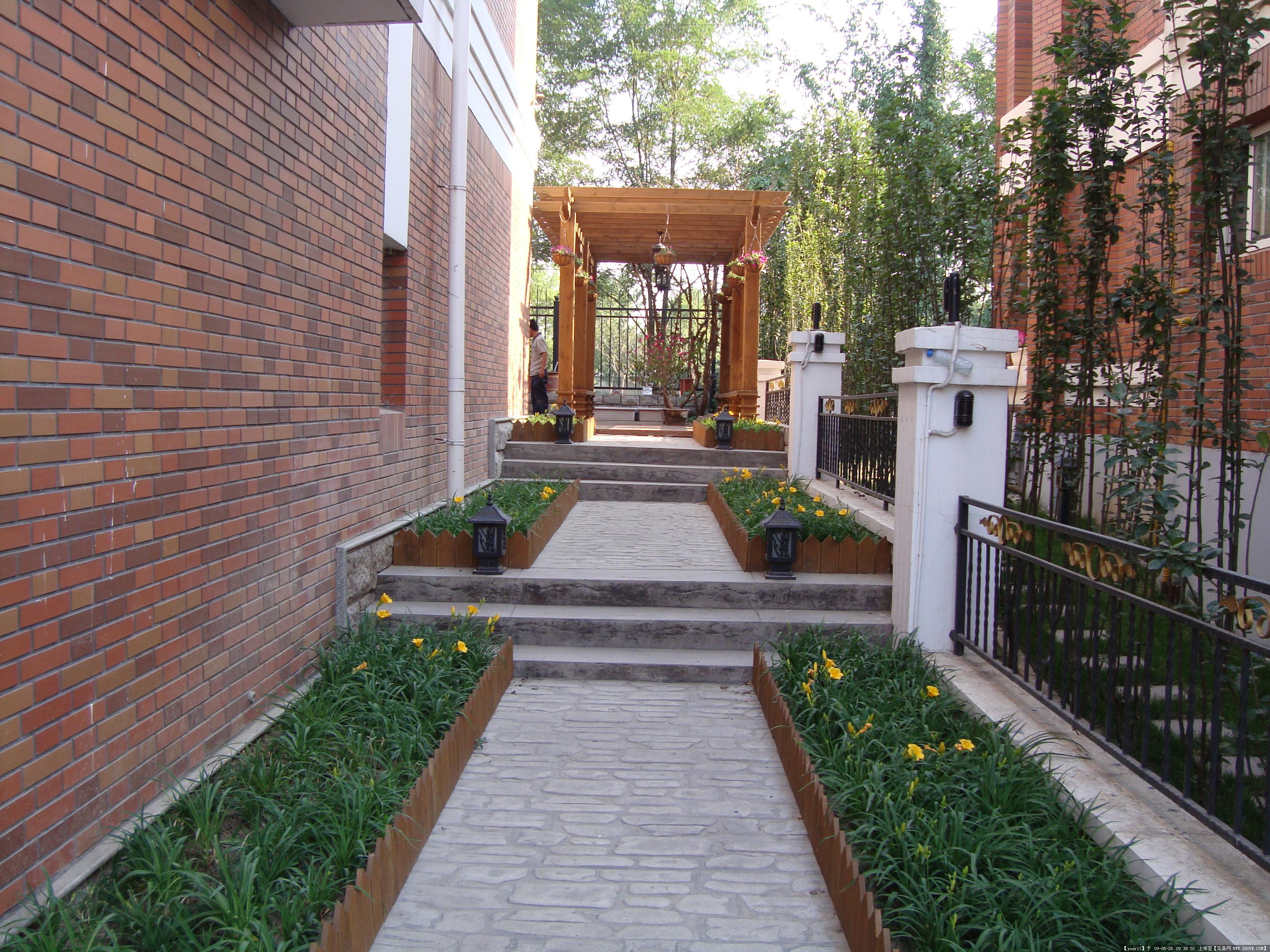60平方小庭园设计