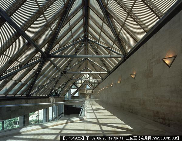 贝聿铭建筑设计图片