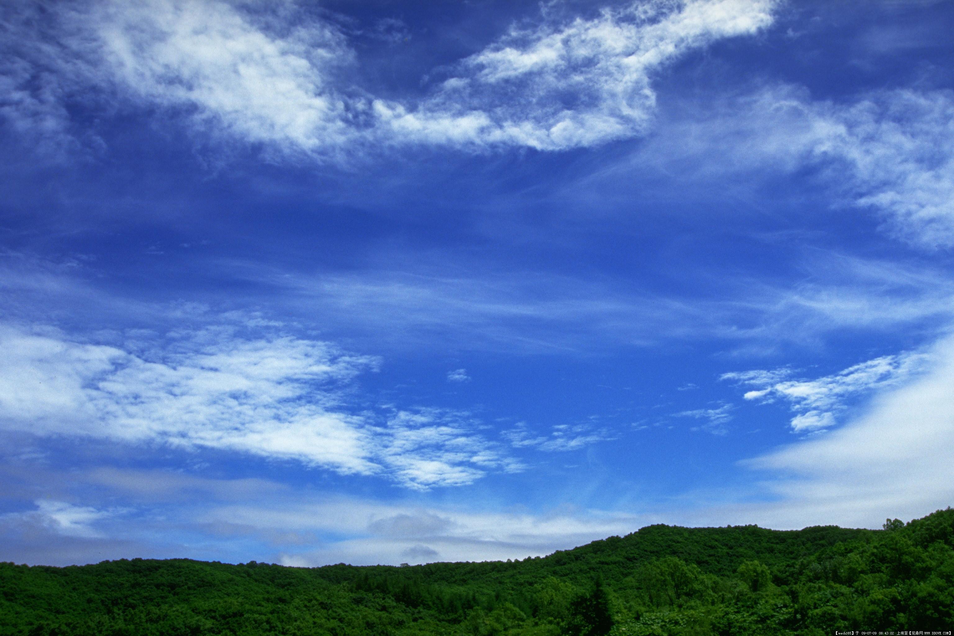 天空贴图素材高清