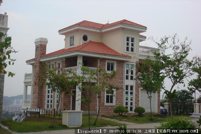 浙江农村125平米别墅