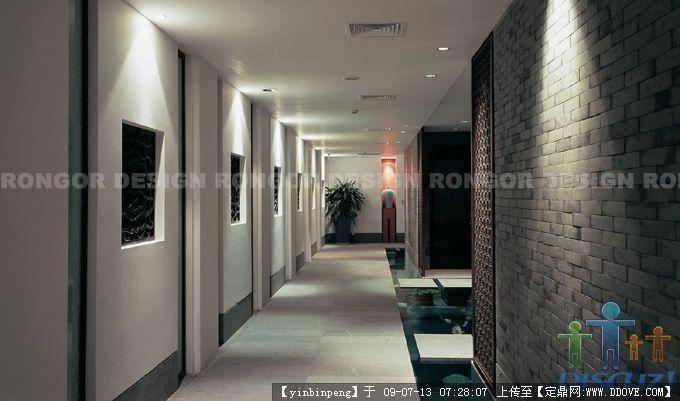 《印象东方》——苏州某国际酒店b栋室内设计