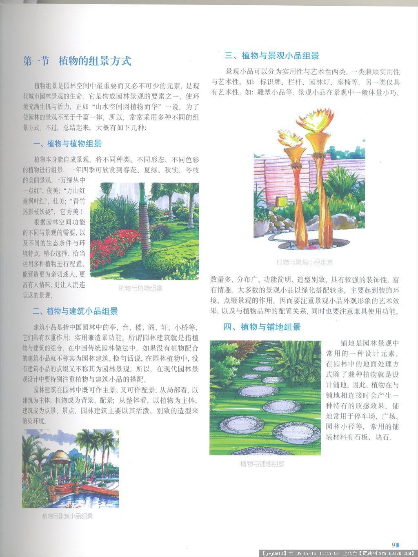 园林设计师——手绘造景元素