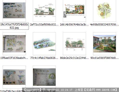 个附件; 手绘公园景观小品效果图欣赏(); 快题作品设计手绘图集的