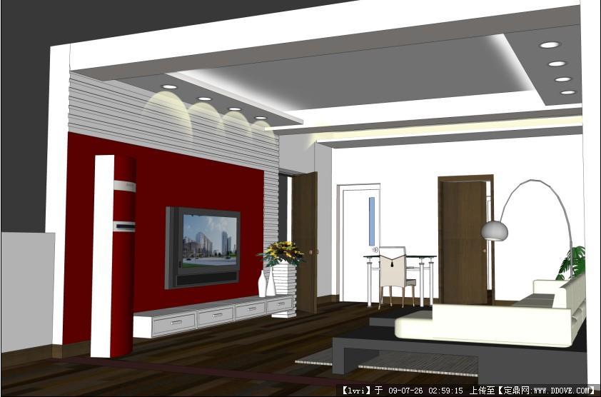 室内设计整套方案分享展示