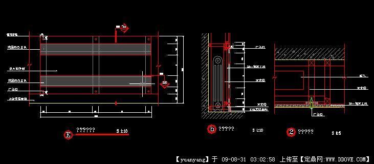 节点防火板铝合金暖气罩石材图()cad怎样窗口不在一个图片