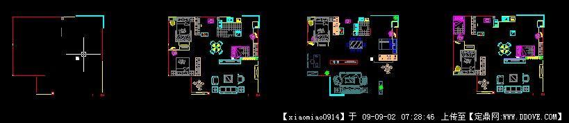套房設計-室內平面規劃