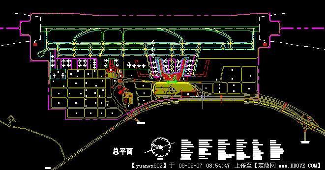 重庆江北机场航站楼