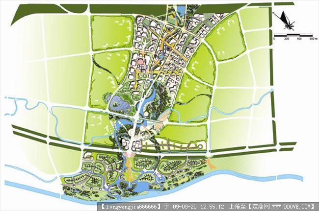 成都高新区方案布局西南园区城市规划道路的图图纸西部片区在中操作怎么图片