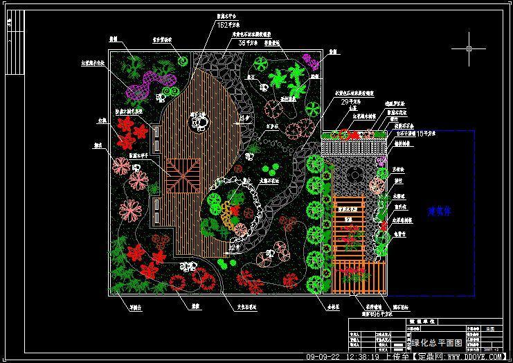 我设计的屋顶花园小景观