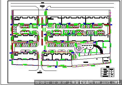 某小区喷灌平面图布置图的下载地址,园林施工详图,,.