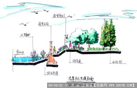 求驳岸工程施工方案答:接岸结构及西驳岸深水段地基加固工程施工方案1