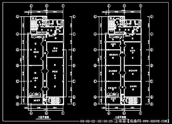 电路改造平面布置设计图