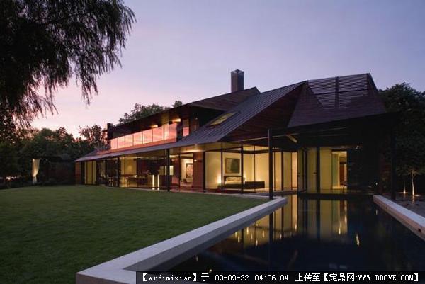 国际顶尖别墅设计图片欣赏