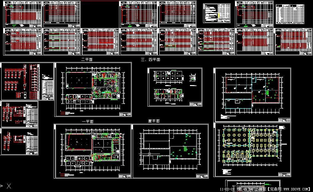 制药车间动力系统设计