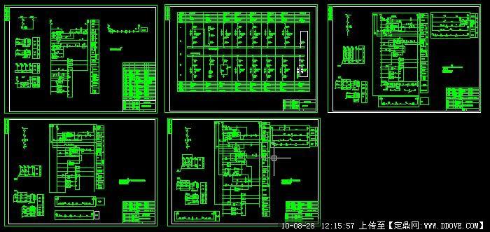 ggd进线柜接线图;