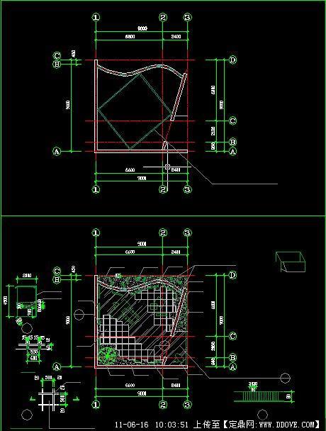 商场电路施工图图片展示;
