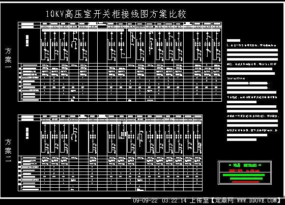 10KV开关柜二次接线原理图