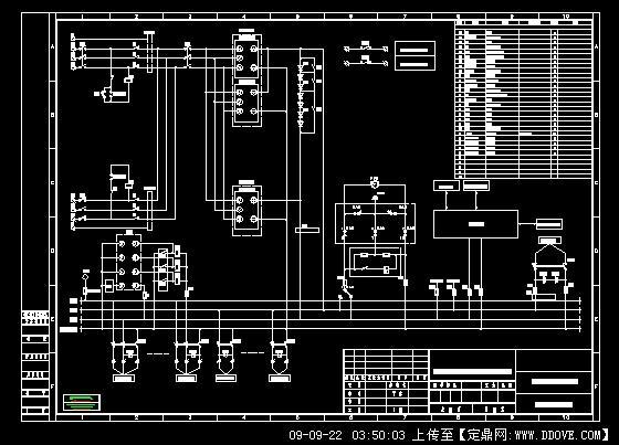 gzg58微机高频开关直流电源柜图纸
