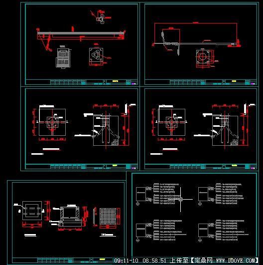 路灯设计系统图的下载地址,市政电气,道路照明