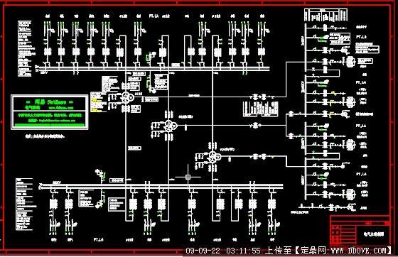 220v主接线图