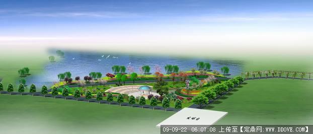 高尔夫球场小游园景观方案的下载地址