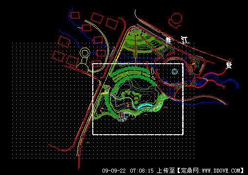 街头绿地小游园绿化施工方案