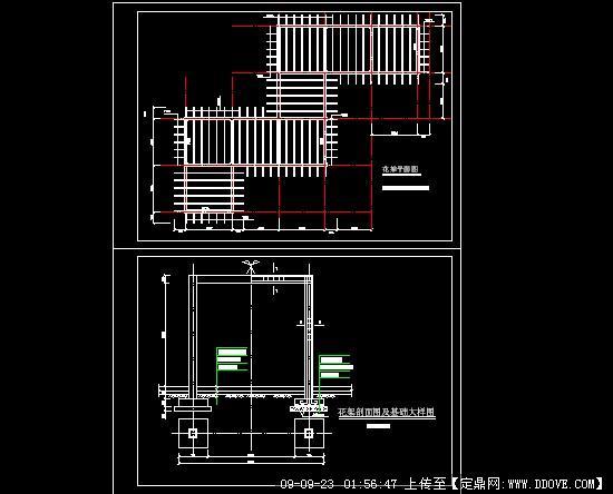 某详图期刊CADv详图花架cad厂区论文发表图片