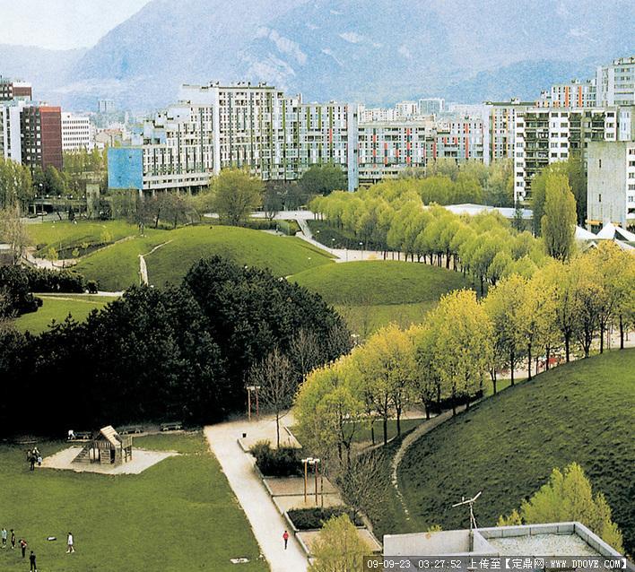 生态城市风景照片