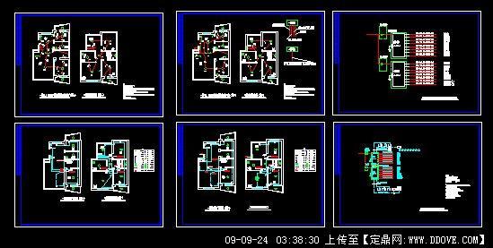 某摩托A电气小区户型()图纸图纸宝马乐高图片
