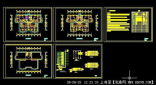 某住宅电气照明设计图的下载地址