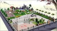 林v矿山,景观设计,园林施工,矿山景观,图纸工程,植物园林竣工井巷图纸图片
