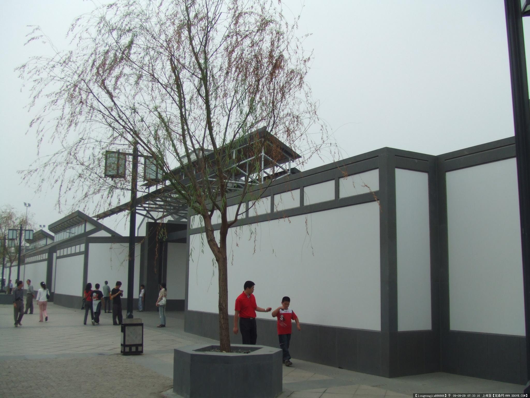 苏州博物馆实景照片----贝聿铭