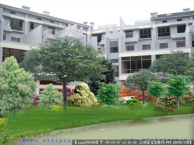 工业厂区绿化效果图图片下载分享; 居住区绿化效果图的下载地址,园林