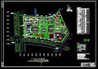 数量方案设计_科技园区_园林设计,景观设计,园cad数模块园林图片