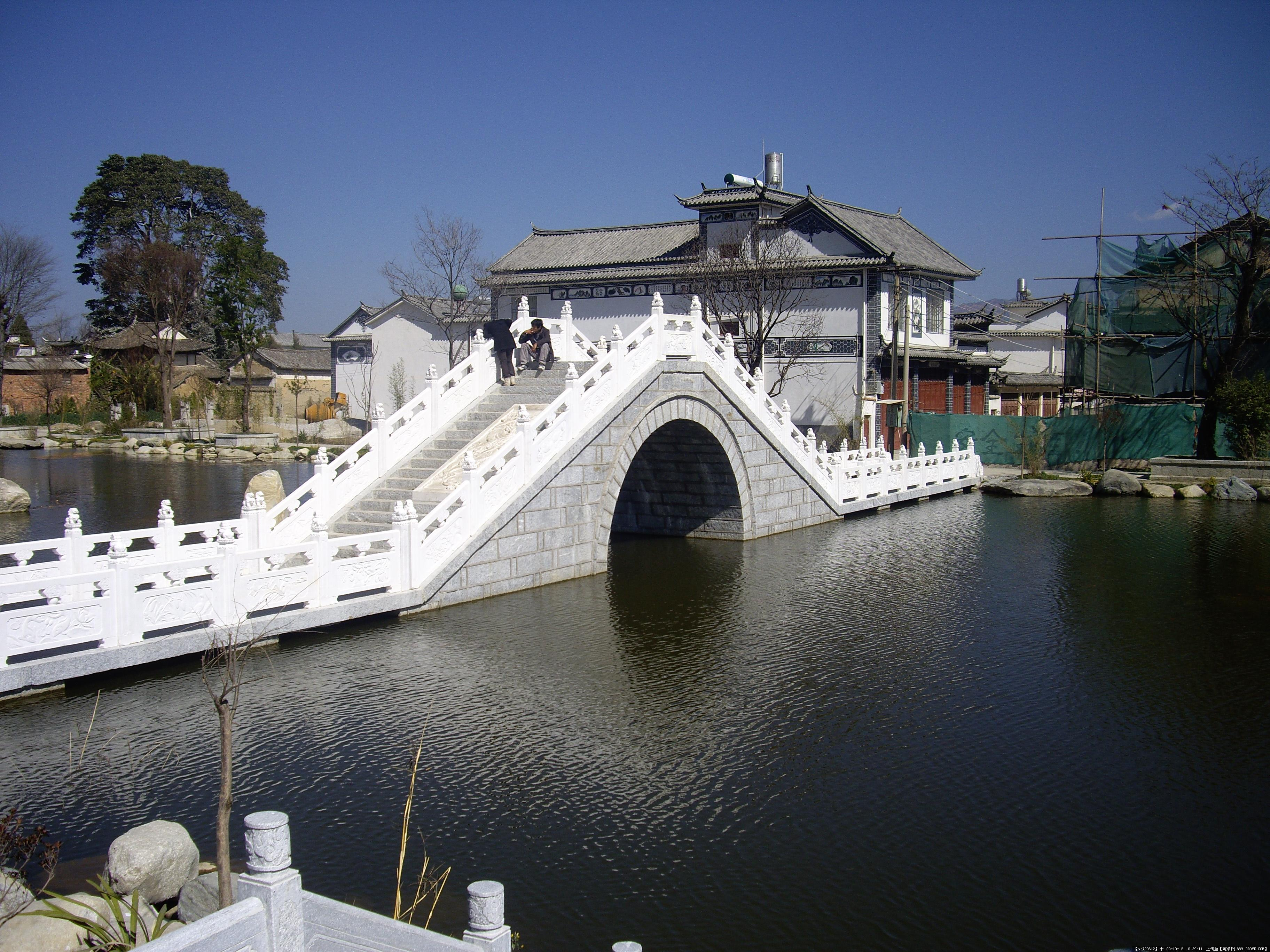 大理白族民俗建筑实景照片的图片浏览,建筑实景照片